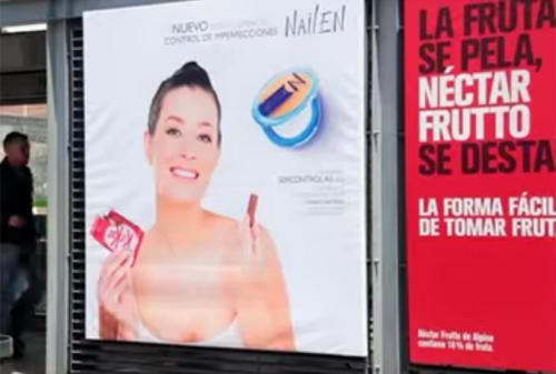 Агрессивный маркетинг от агентства JWT Colombia